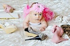 Bébé de mode Images stock