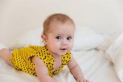 Bébé de nourrisson nouveau-né Photos stock