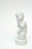 Bébé de porcelaine images stock