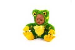 Bébé de porcelaine - poupée image libre de droits