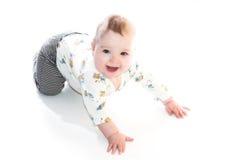 Bébé de sourire Images stock
