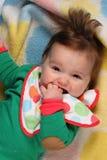 Bébé garçon Photos libres de droits