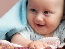 Bébé garçon 6 Images libres de droits