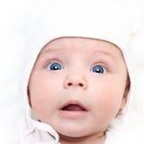 Bébé garçon. Photos stock
