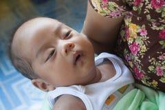 bébé garçon d'à¸'à¸'Newborn Photos libres de droits