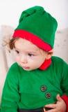Bébé garçon d'Elf Photographie stock libre de droits