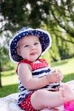Bébé mignon Photographie stock