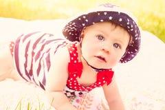 Bébé mignon Images libres de droits