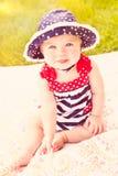Bébé mignon Photo stock