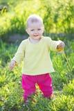 Bébé onze mois de mois Images stock