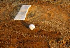 Béisbol fotos de archivo libres de regalías