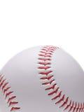Béisbol con el espacio de la copia Foto de archivo