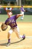Béisbol de la liga pequeña imagenes de archivo