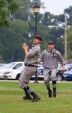 Béisbol del vintage Foto de archivo
