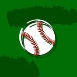 Béisbol elegante stock de ilustración