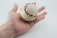 Béisbol que da para usted Fotografía de archivo libre de regalías