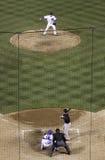 Béisbol - selección de la tentativa Imagenes de archivo