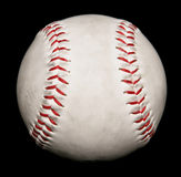 Béisbol usado Imagen de archivo