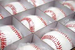 Béisboles Fotografía de archivo