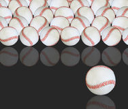 Béisboles Imagenes de archivo