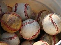 Béisboles Fotos de archivo