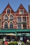 Bélgica, Bruges Imagem de Stock