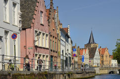 Bélgica, Bruges Imagens de Stock