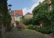 bélgica Cidade bonita Mechelen Fotos de Stock Royalty Free