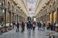 Bélgica, ciudad pintoresca de Bruselas Fotografía de archivo