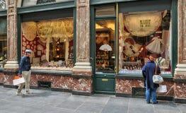 Bélgica, ciudad pintoresca de Bruselas Imágenes de archivo libres de regalías