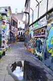 Bélgica, Gante imagen de archivo libre de regalías
