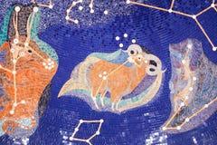 Bélier - zodiaque Photo stock