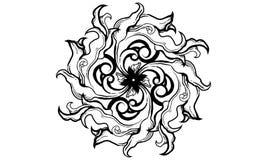 Bénédiction de l'amulette illustration de vecteur