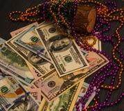 Bénéfice par nouvelle année Niveau de revenu Concept d'affaires photo libre de droits