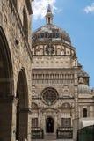Bérgamo, Cappella Colleoni Imagen de archivo libre de regalías