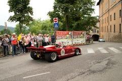 Bérgamo Grand Prix histórico 2014 Foto de archivo libre de regalías