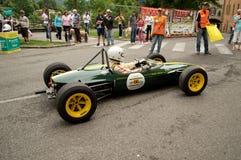 Bérgamo Grand Prix histórico 2014 Imagenes de archivo