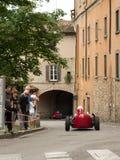 Bérgamo Grand Prix histórico 2014 Imagen de archivo libre de regalías