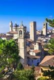 Bérgamo, Lombardía, Italia foto de archivo libre de regalías