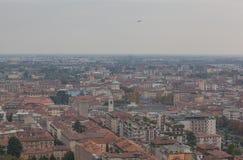 Bérgamo, Lombardía, Italia fotos de archivo