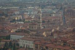 Bérgamo, Lombardía, Italia Foto de archivo