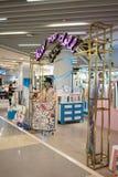 Béseme tienda de la muñeca en Rama central 9, Bangkok, Tailandia, el 30 de abril, fotos de archivo