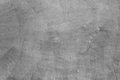 Béton, backround de plancher de plâtre Texture grunge normale Photos libres de droits