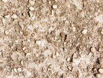 Béton brut Image libre de droits