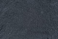 Béton chaud d'asphalte pas sous la compression encore Image stock