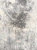 Béton rugueux avec les lignes onduleuses Photos stock