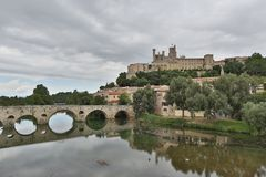 Béziers Royalty Free Stock Images