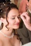 Bênção para a noiva Fotos de Stock Royalty Free