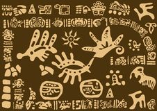 Bêtes antiques magiques Photos libres de droits