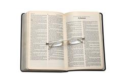 A Bíblia Imagem de Stock Royalty Free